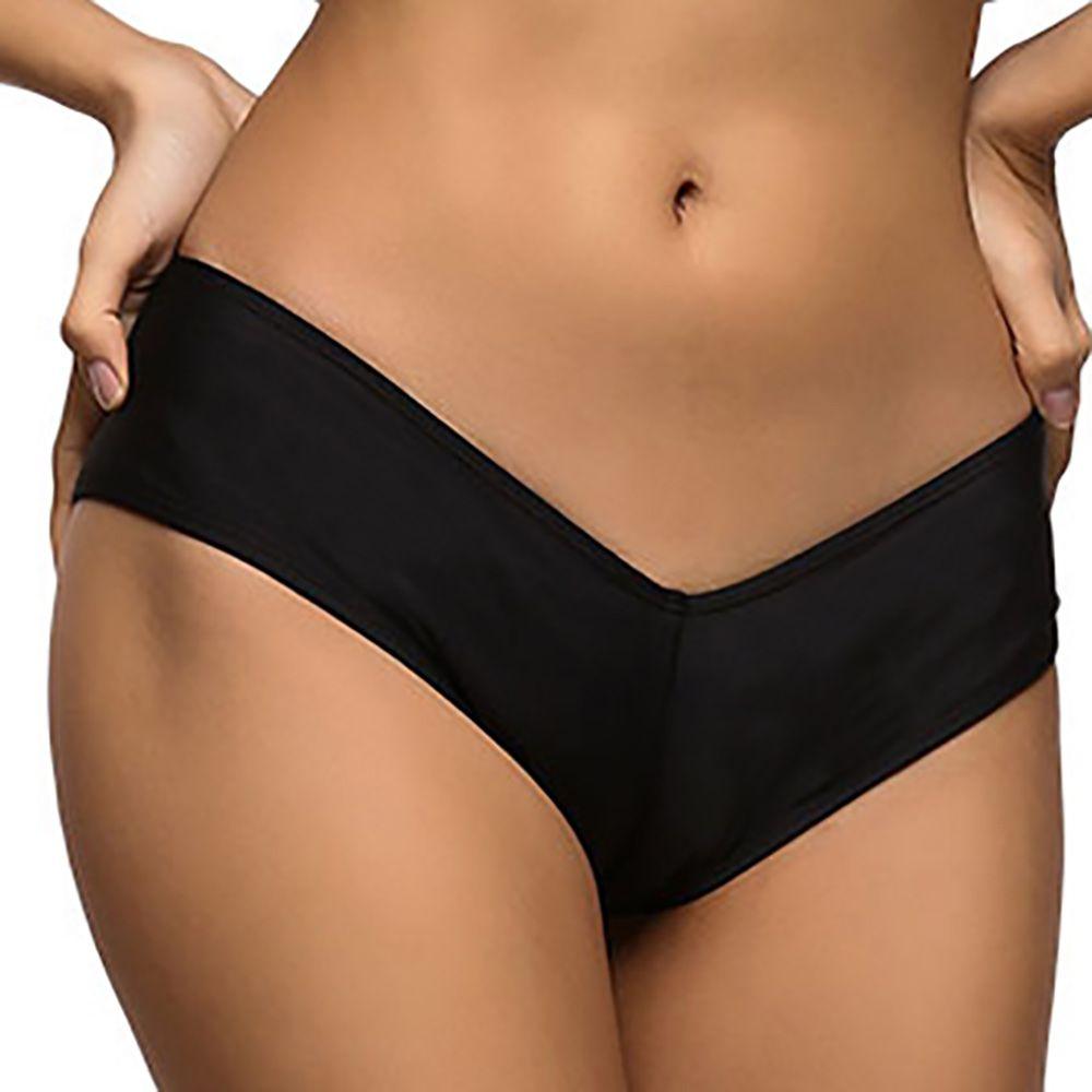 54596163c42e9 Aliexpress.com   Buy 2017 black pink V shape sexy women brazilian cut  scrunch butt bottom thong tanga panties underwear briefs for woman girl  V130 from ...