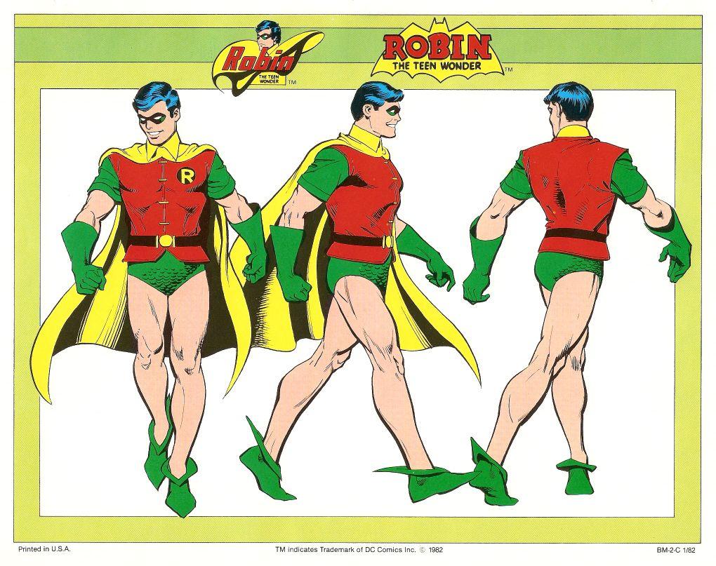 Robin DC Database FANDOM