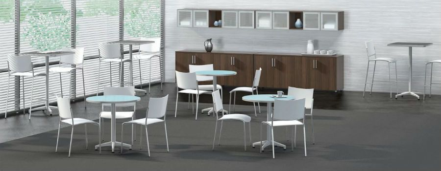 Office Break Room Table Sets