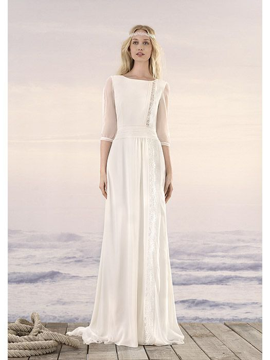 Robe de mariée – Rembo Styling – Elégance