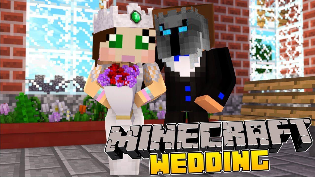 PopularMMOs Minecraft Jen WEDDING Mod CHALLENGE GAMES