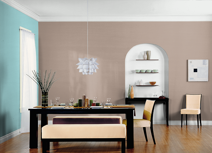 Postmodern Autumn >> This Is The Project I Created On Behr Com I Used These Colors