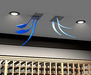 Mini Ceiling Mount With Images Cooling Unit The Unit Wine Cellar