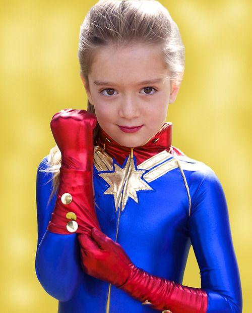 Captain Marvel Marvel Costumes Kids Marvel Cosplay Captain Marvel Costume Check out carol 'captain marvel' danver's comic book costume history! marvel cosplay captain marvel costume