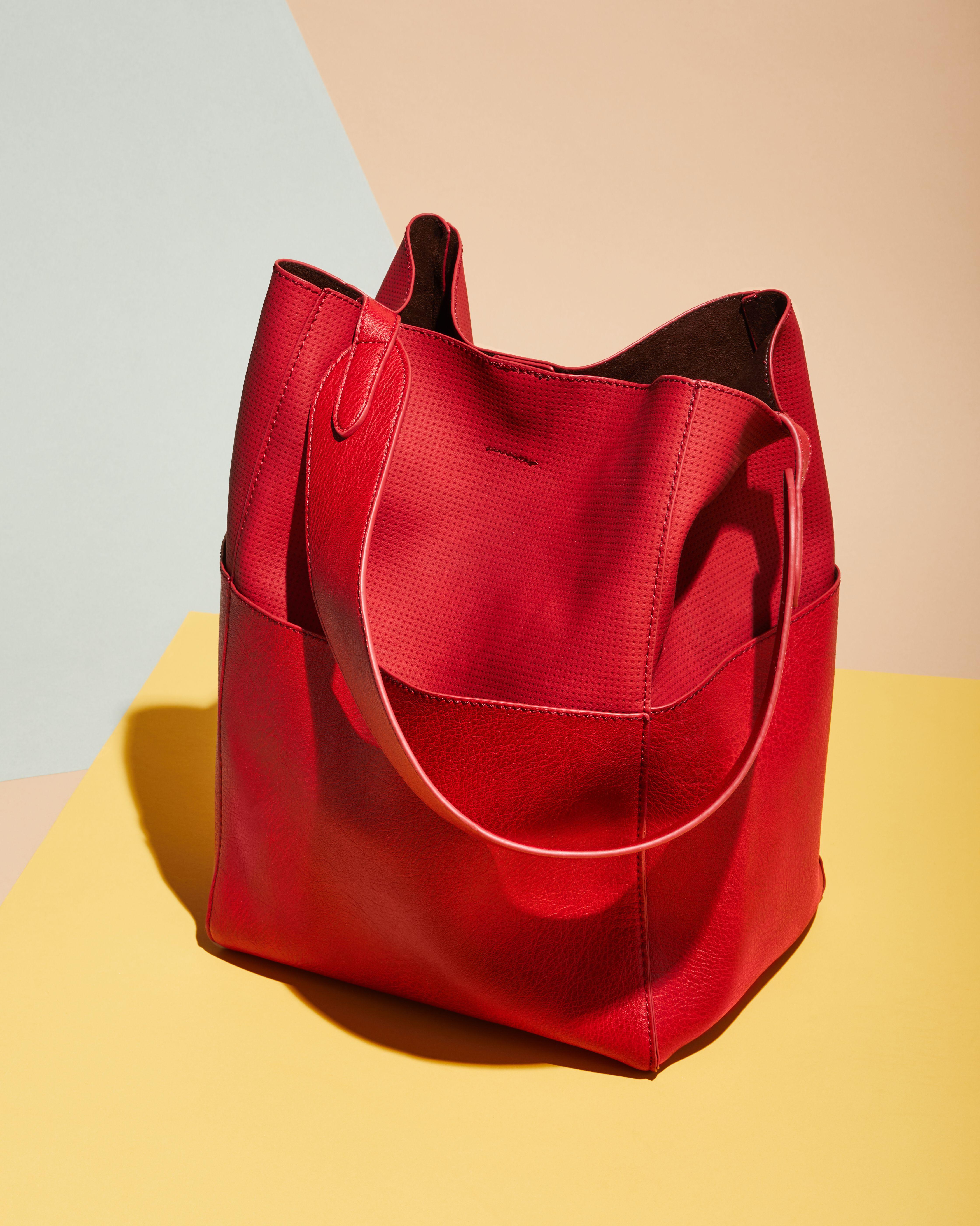 designer tasche bucket bag von cuero & mor