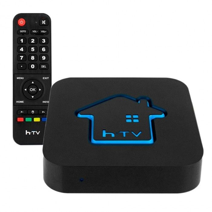 Receptor Htv Box 5 Ultra Full Hd H265 Wi Fi 4k Com Imagens Wi