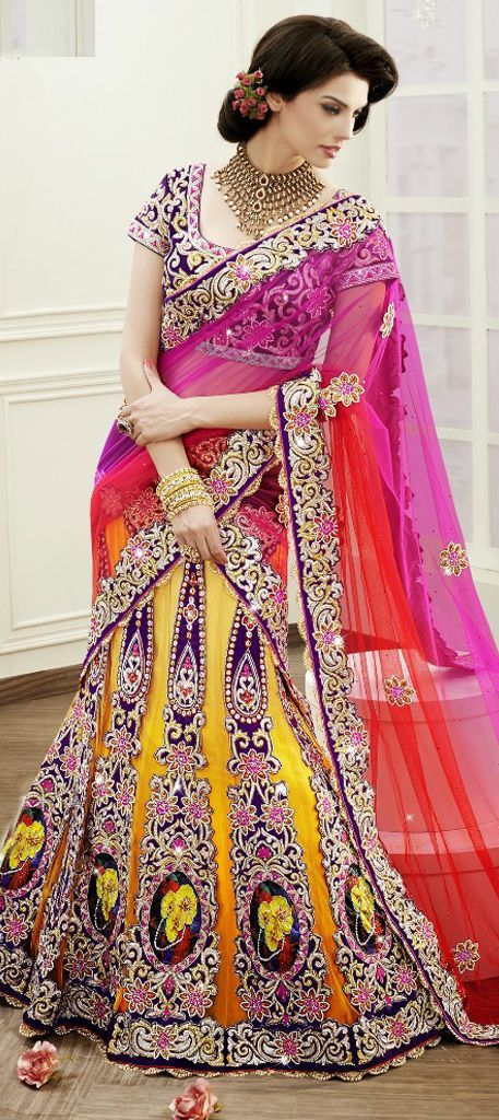 Photo of Not sure if you'd found a Lehenga yet? This site has many… not