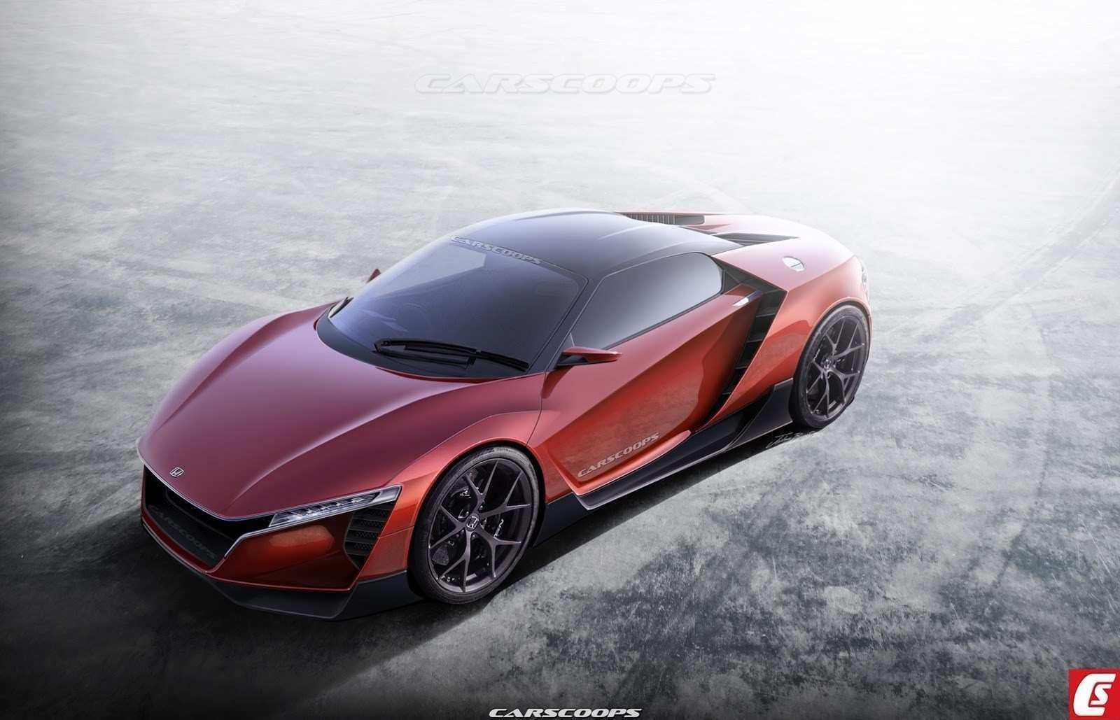 2020 Honda S2000 Concept, 2020 Arabalar