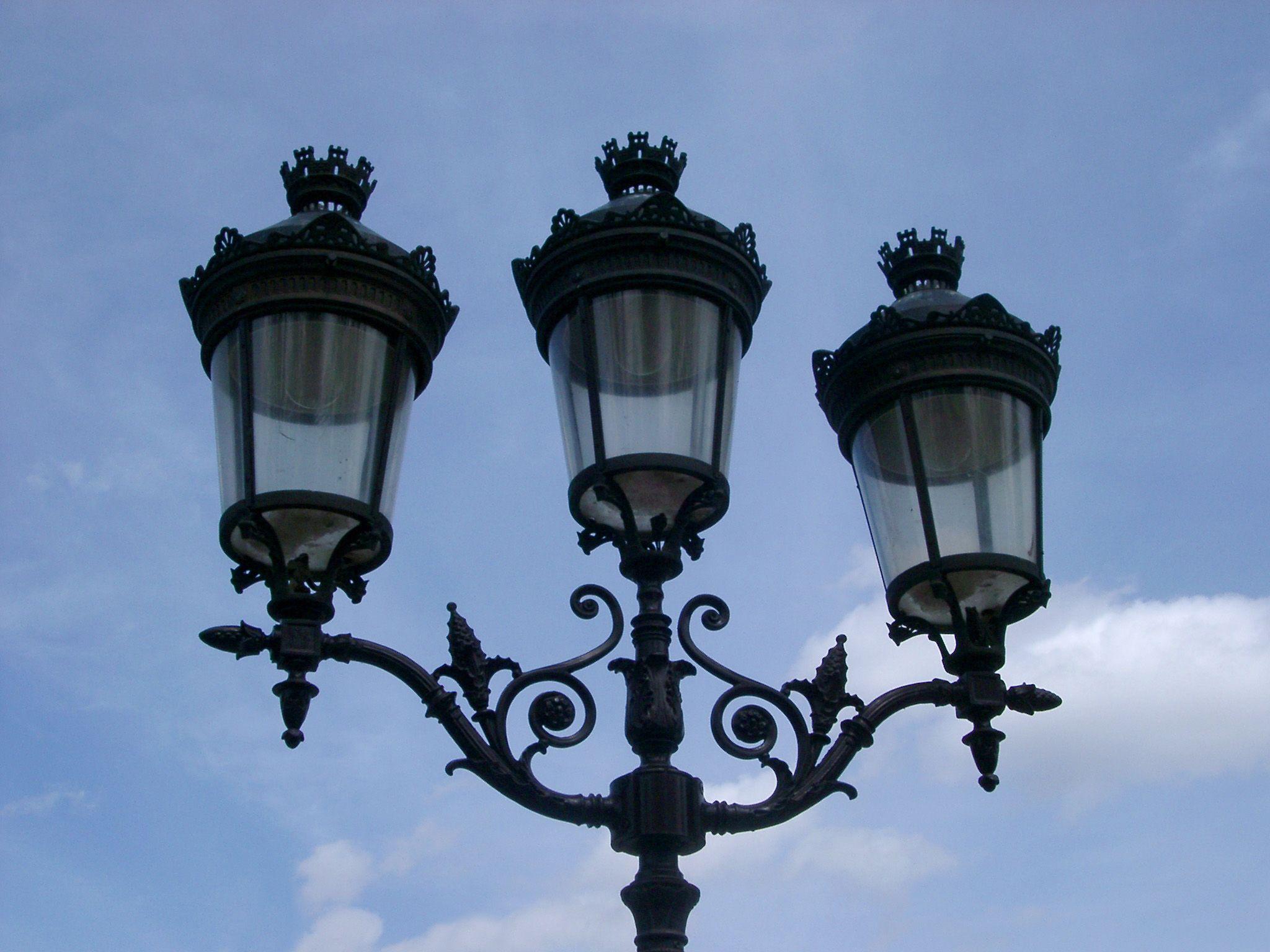 Paris street lamp campaign design assignment pinterest street old lamppost paris mozeypictures Images