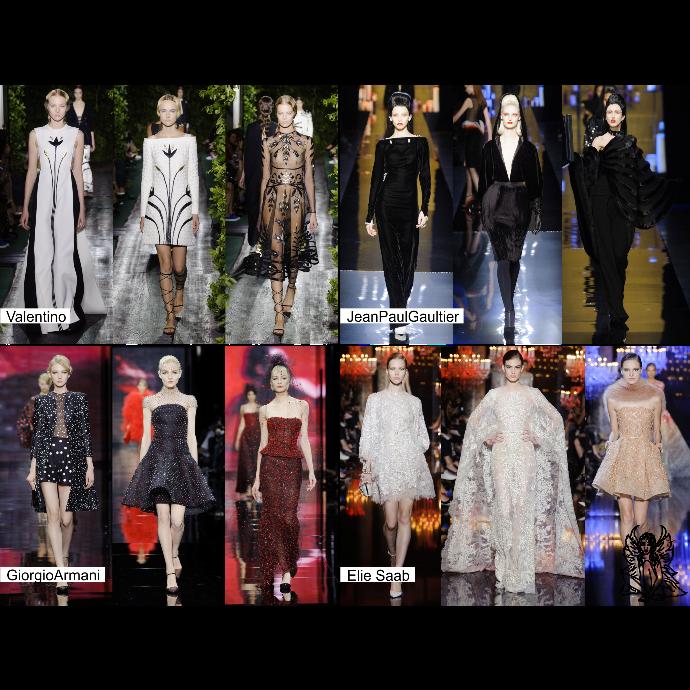 Separamos alguns looks dos últimos desfiles da temporada de alta-costura que está acontecendo em Paris, confira:  #Paris #Altacostura #Fashion #Look #AndressaCastro #ModaFeminina
