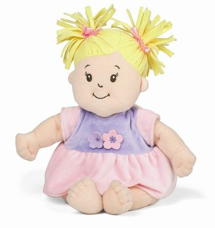 Baby Stella Doll With Pigtails Best For Ages 1 To 2 Baby Toys