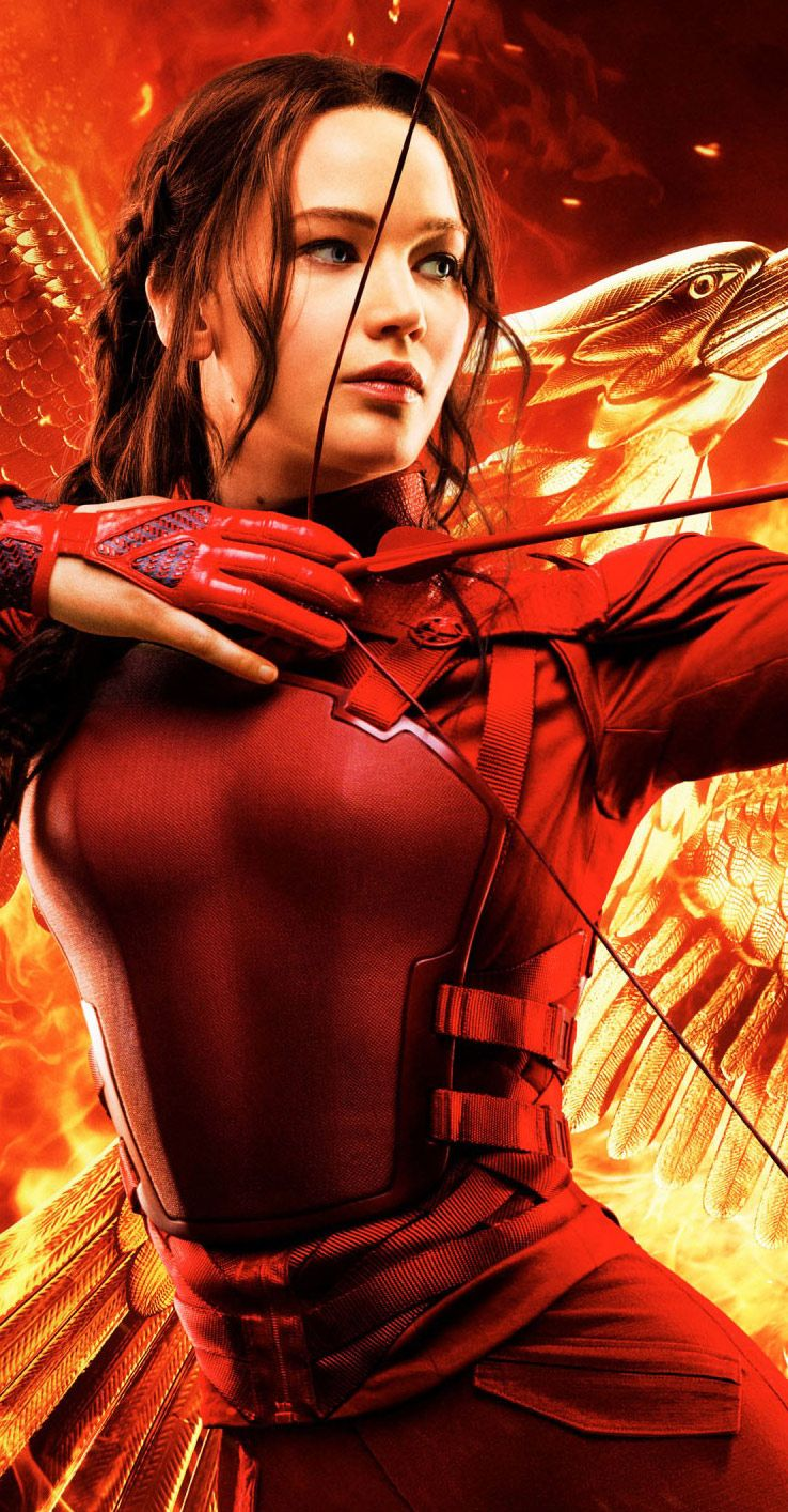 Movie Wallpapers HD and Widescreen Katniss The Hunger