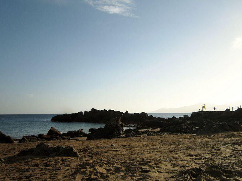 Playa Chica Lanzarote The Good Place Beach Photo