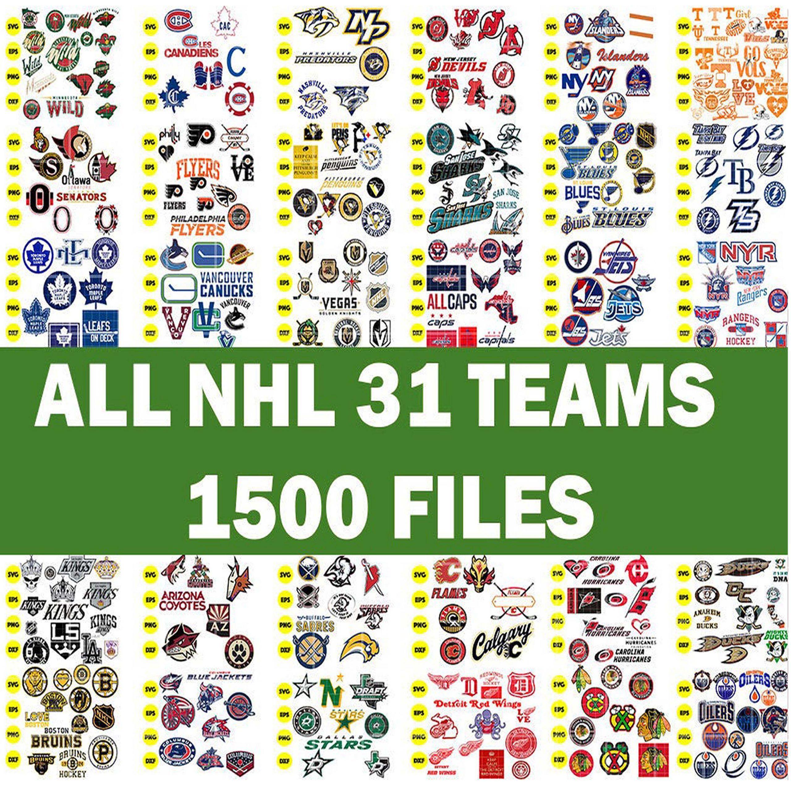 Nhl Sport Svg Bundle Sport Svg Mega Bundle Nhl Sport All 20 Teams 1200 Files Baseball Svg In 2020 Sports Svg Baseball Svg Nhl