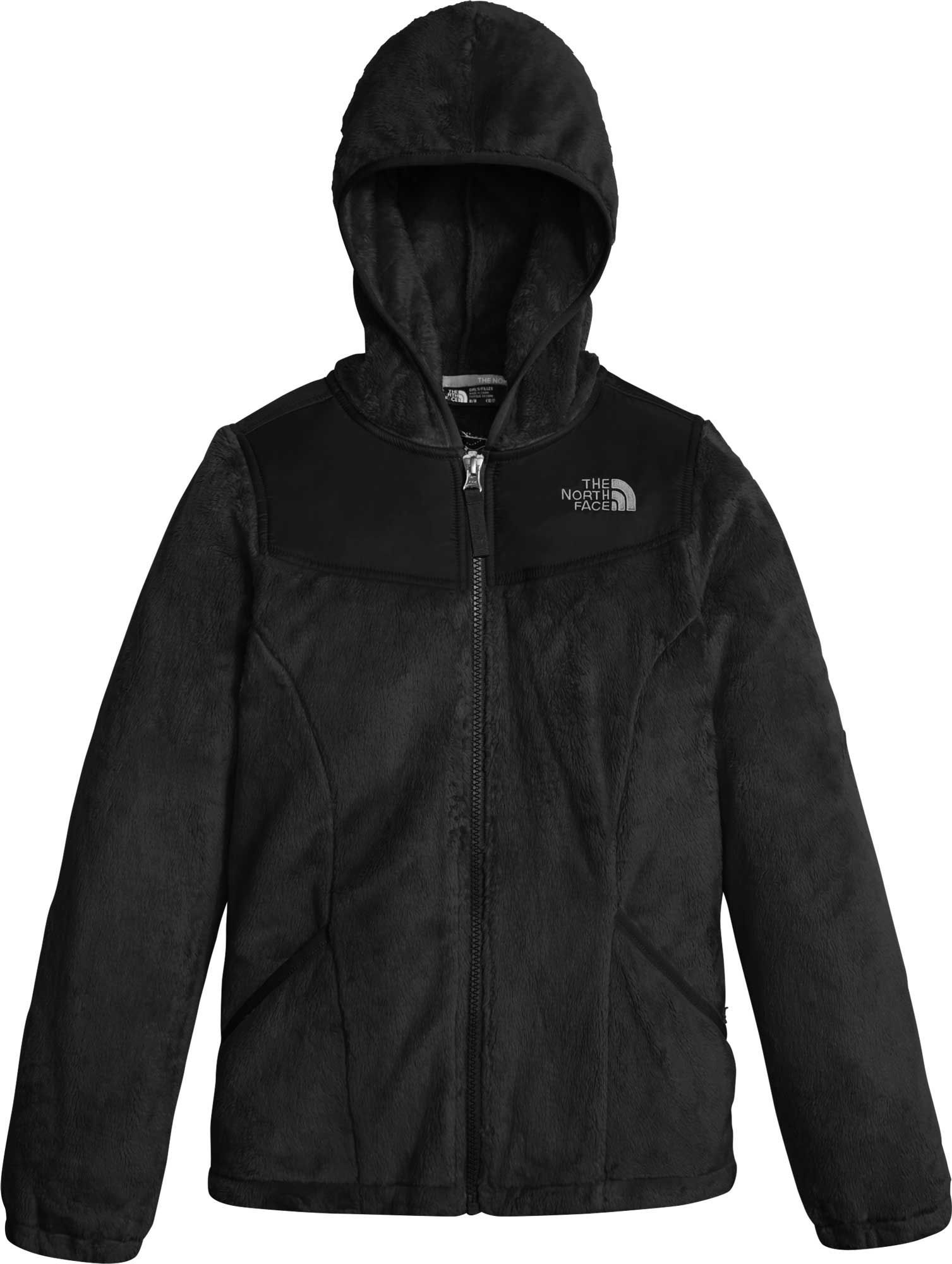 b466d1803 The North Face Girls' Fleece Oso Hoodie - Past Season   Products in ...