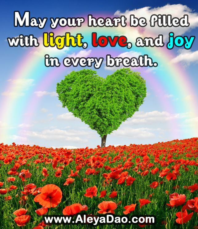 May your heart be filled with light, love, and joy in every breath. Get a Free week of the Daily Cups of Consciousness meditations. http://www.cupsofconsciousness.com/ Follow me on Facebook www.facebook.com/MeditationTransformation?ref=hl