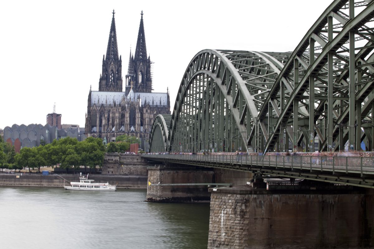 Catedral de Köln - Colonia