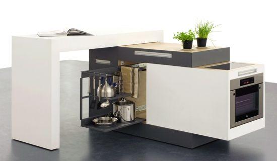 Atemberaubend Kleine Modulare Küche Bilder Fotos - Küchen Ideen ...