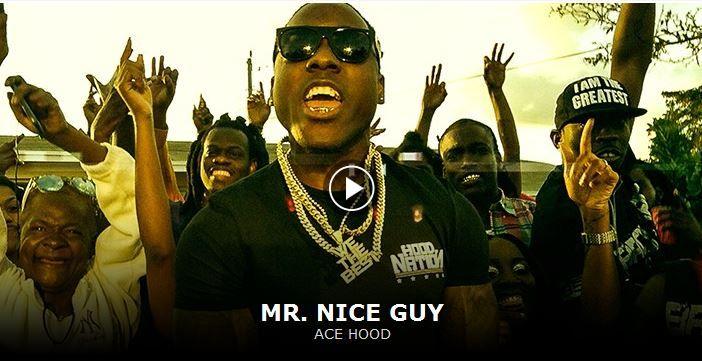 Ace Hood – Mr. Nice Guy [OMV] #acehood