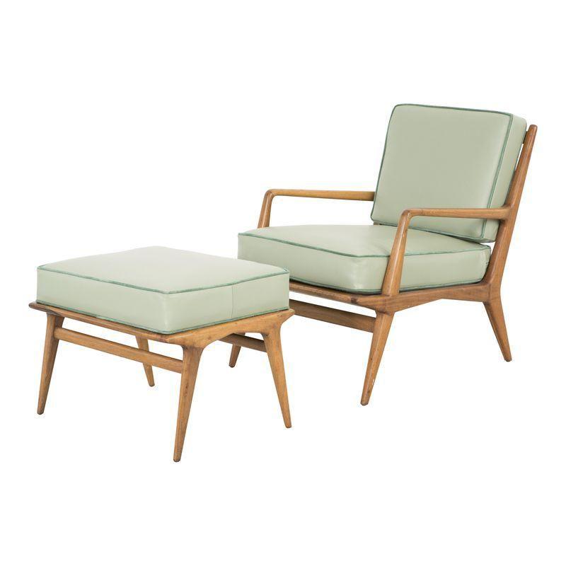 Carlo Di Carli Lounge Chair Ottoman Chair Ottoman Ottoman Chair