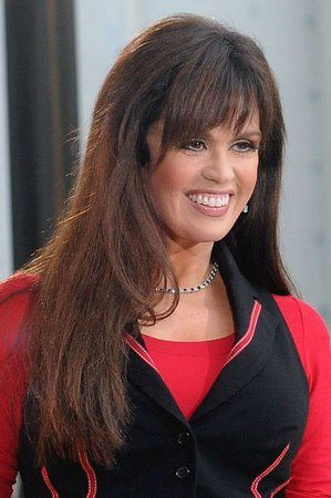 Pin By Linda G On Hair Hair Styles Celebrity Hairstyles Marie Osmond