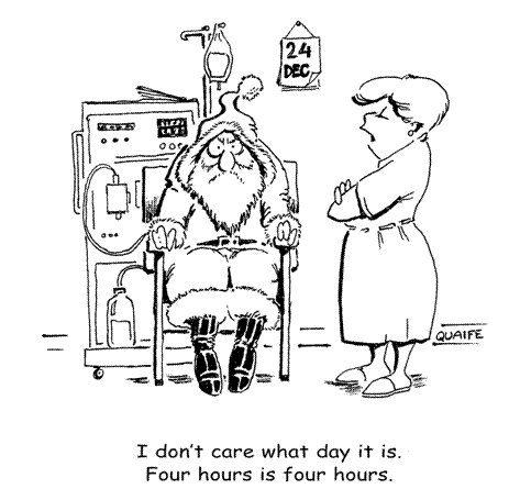 Tailored Jokes For The Chronic Kidney Disease Community