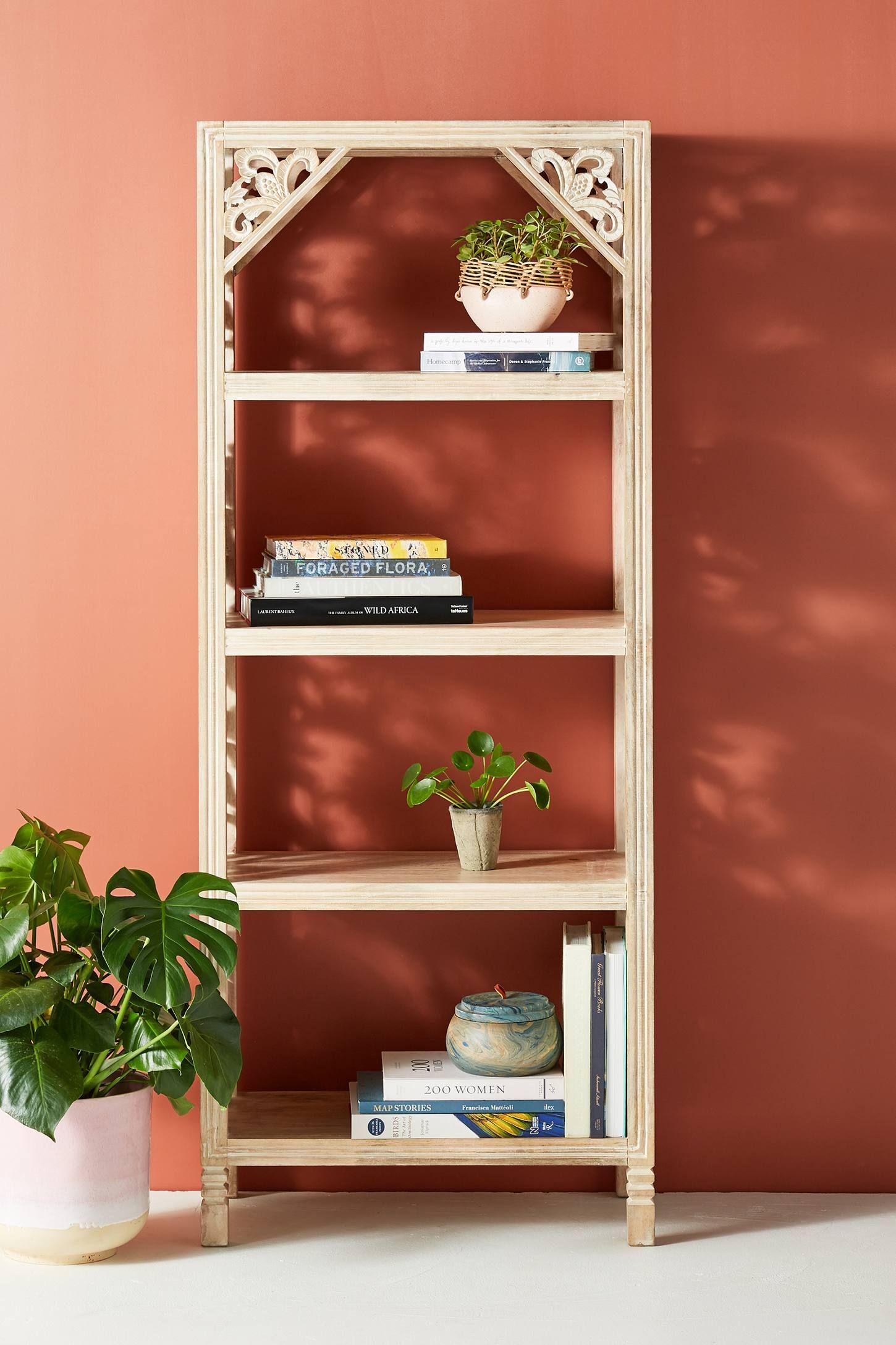 Handcarved lotus bookshelf h o m e d e c o r pinterest