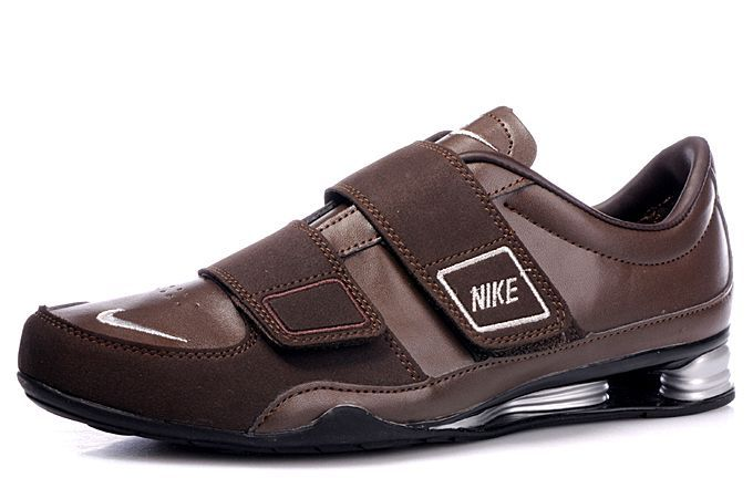 Nike Shox Brown