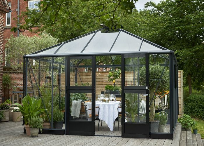 Juliana Oase greenhouse / drivhus Drivhus ideer