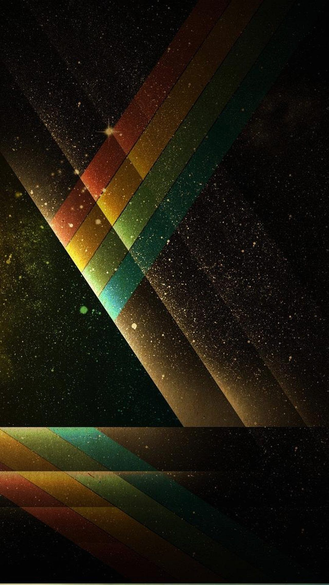 Colorful Stripes. 10 Beautiful Abstract Backgrounds for