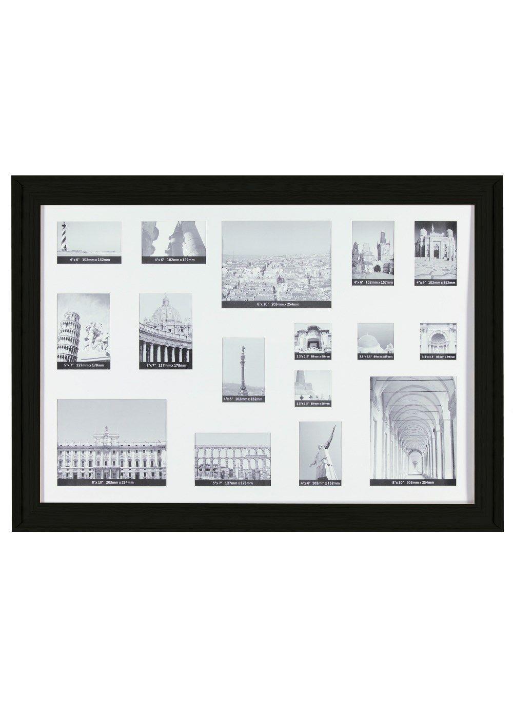 Large Collage Frame (80cm x 110cm)   House - Hall way   Pinterest ...