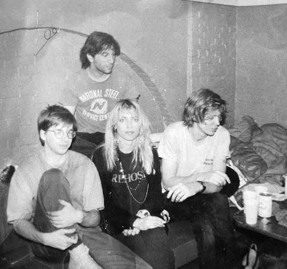 Aquariumdrunkard Sonic Youth Peel Session October 1988 The Fall Covers Sonic Youth Peel Sessions Music Is Life