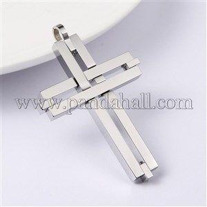 304 Stainless Steel PendantsSTAS-M273-05P