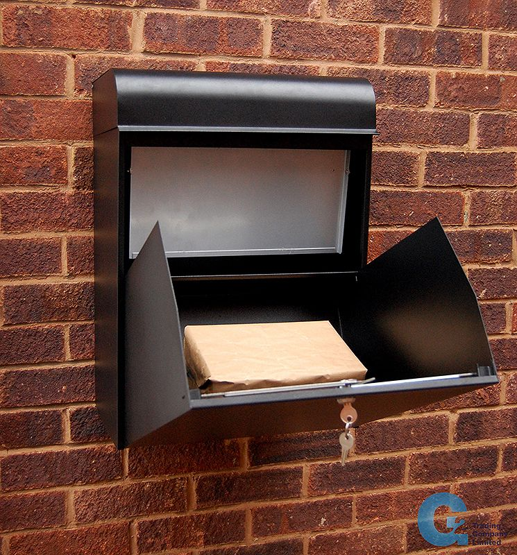 Parcel Box Wall Mount Mailbox Parcel Box Letter Box