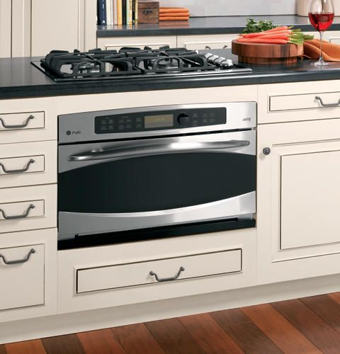 Kitchen Oven Cabinets: Advantium Oven In Base Cabinet