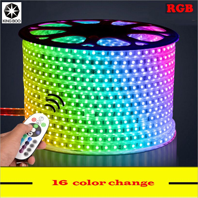 5 M 6 M 7 M 8 M 9 M 10 M 13 M Rgb Tira Conduzida 5050 Luz De Neon A Prova D Agua Levou Verlichti Waterproof Led Lights Rgb Led Strip Lights Led Strip Lighting
