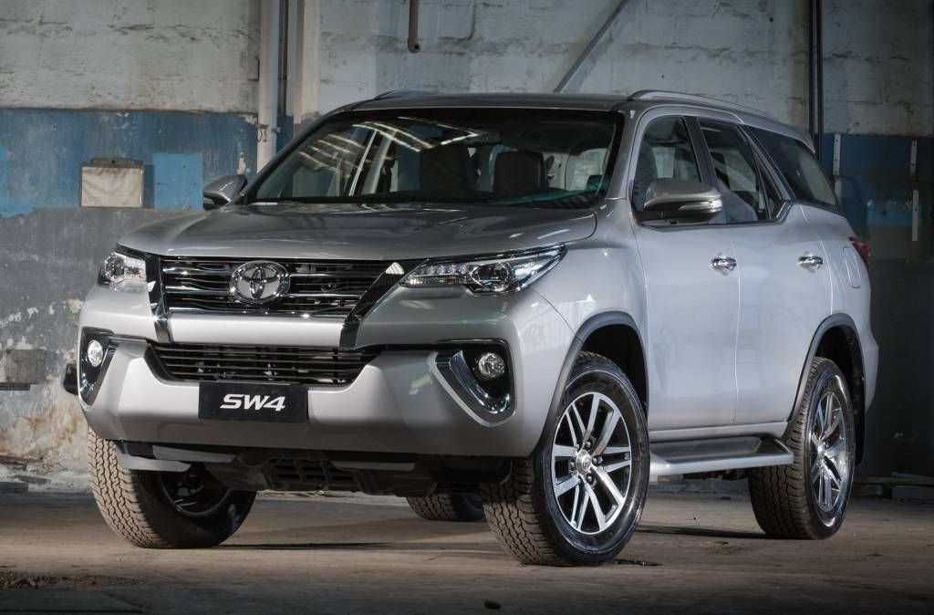 Hilux sw4 2020