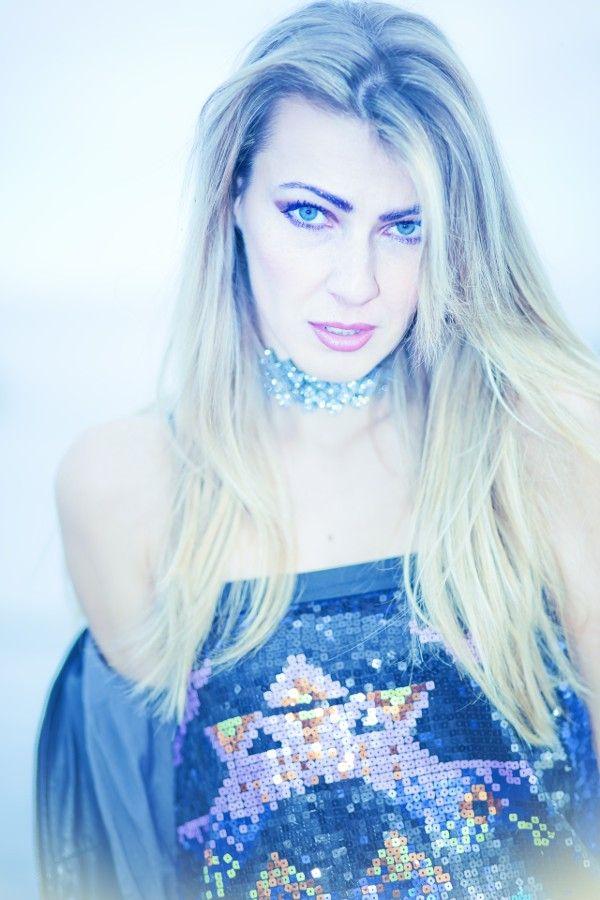 # portrait # headshot # actor # model  # blue  # fantasy  # mermaid # blonde  # fashion # party loo,  # beach