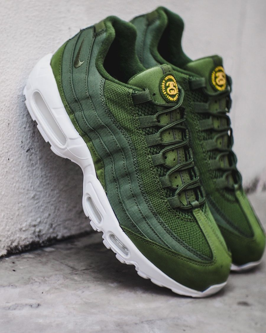 STUSSY X NIKE AIR MAX 95 (via Kicks ) | Casual