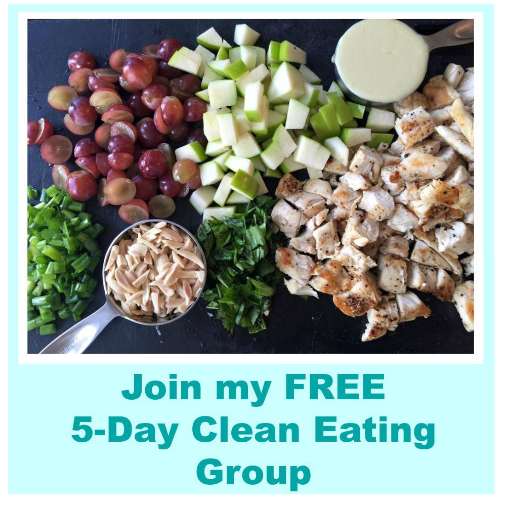 1 1/4 cup serving of chicken over 2 cups romaine lettuce  ( 1 Green; 1/2 Blue; 1 Red; 1/2 Purple; 1/2 Orange)