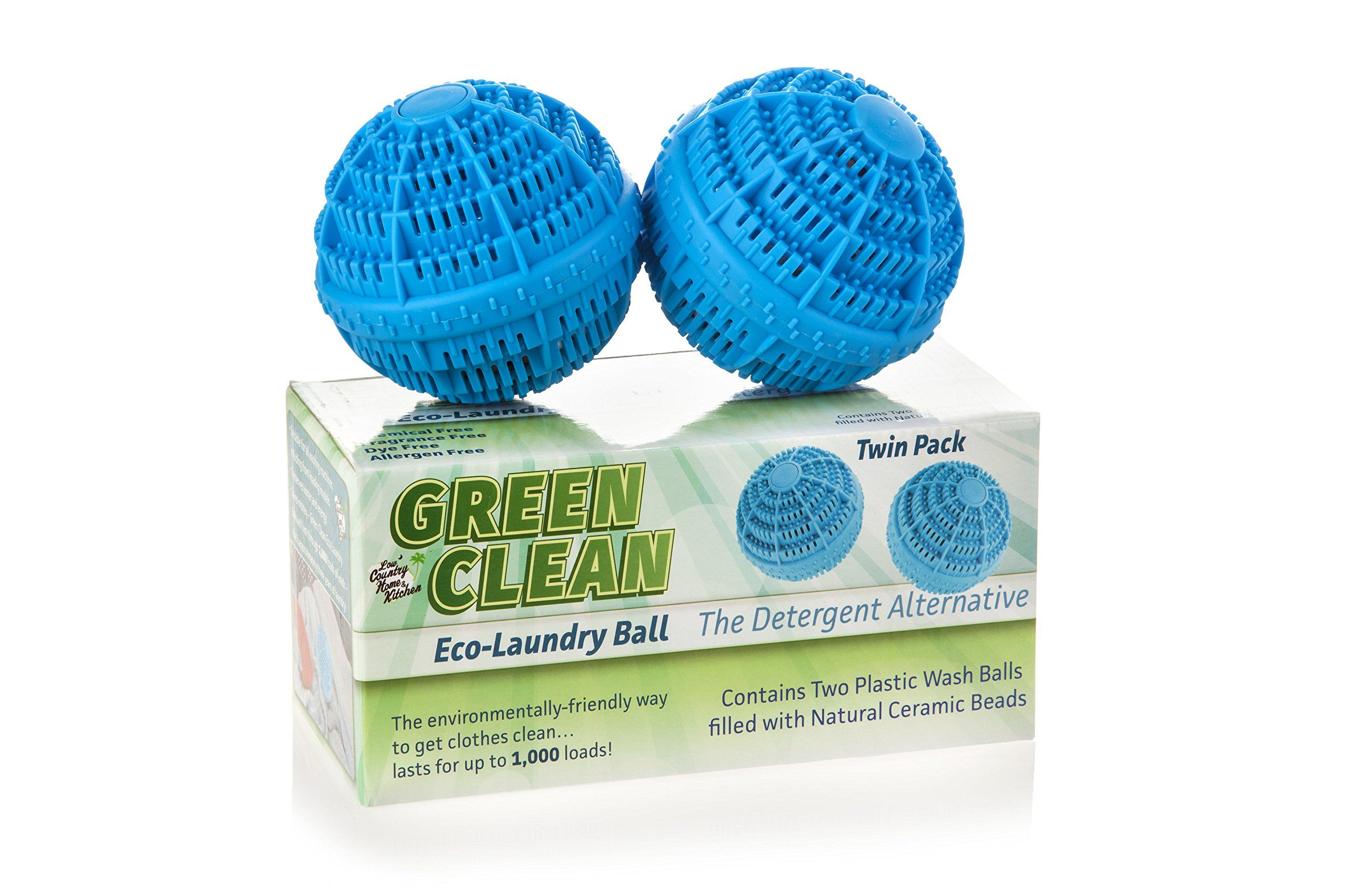 Reusable Nontoxic Green Clean Eco Washer Laundry Balls