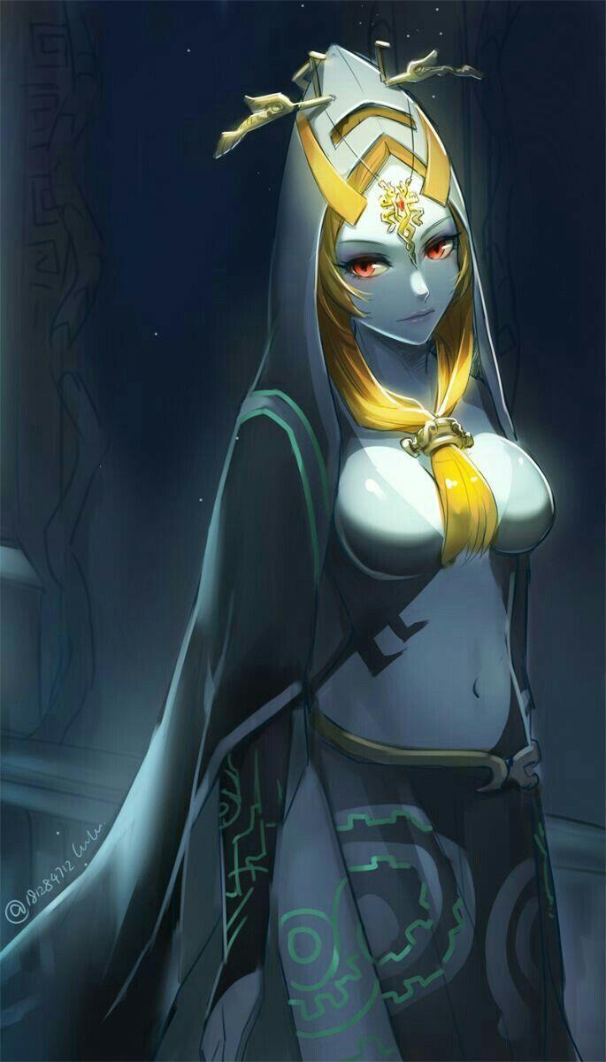 Midna The Twilight Princess Legend Of Zelda Midna Legend