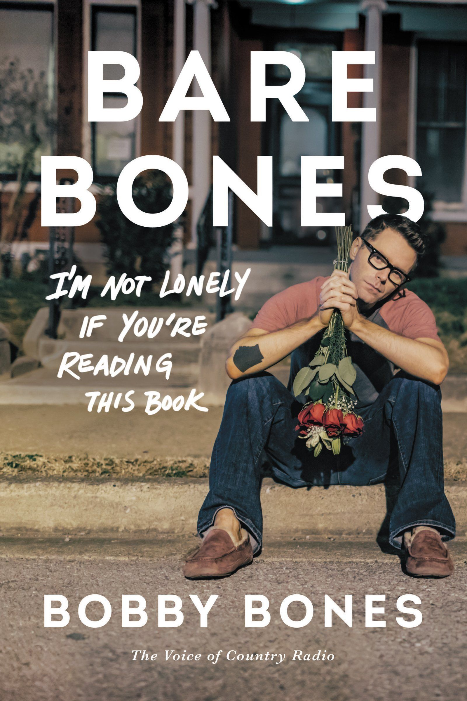 Bare bones im not lonely if youre reading this book by