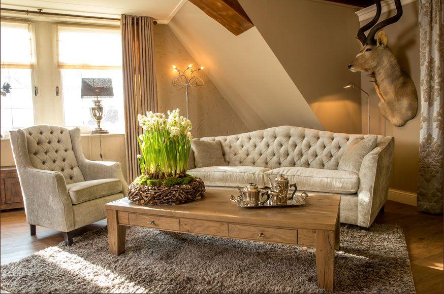 Romantische woonkamer | woningideetjes | Pinterest | Country living