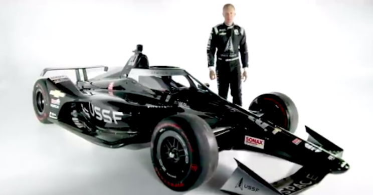 US Space Force Sponsors an Indy 500 Race Car This Year in