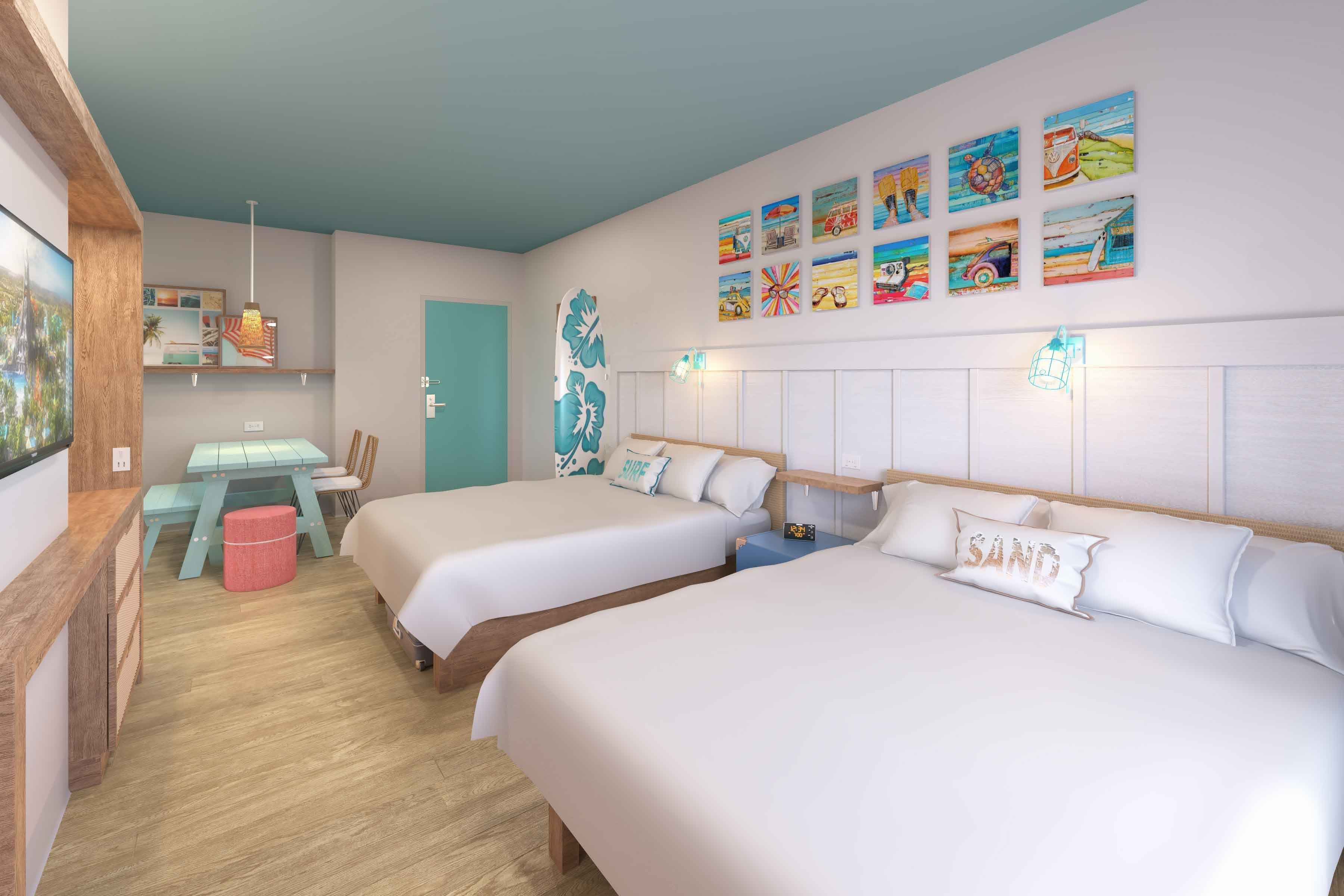 Universal's Endless Summer Resort Surfside Inn and
