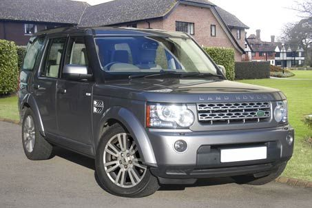 Land Rover Dealer Aberdeen - Peter Vardy Land Rover