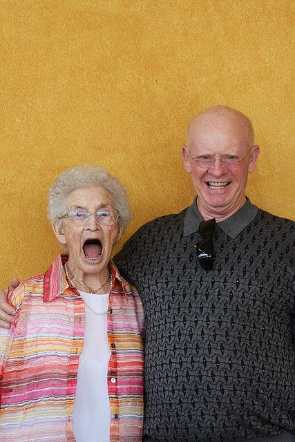 Young at Heart ~ laughing