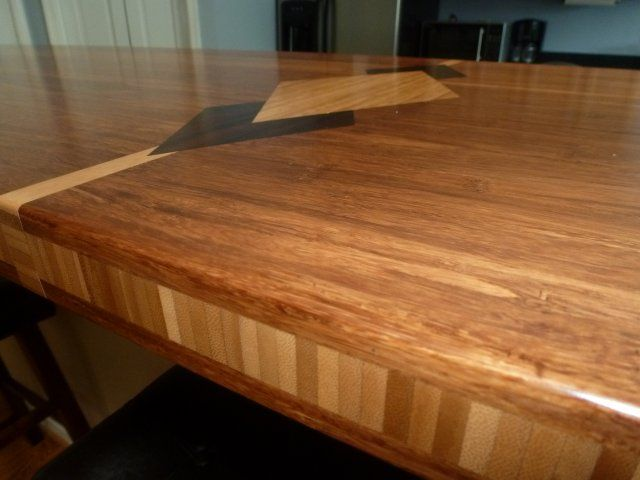 Bamboo Butcher Block Countertops Wood Countertop Gallery