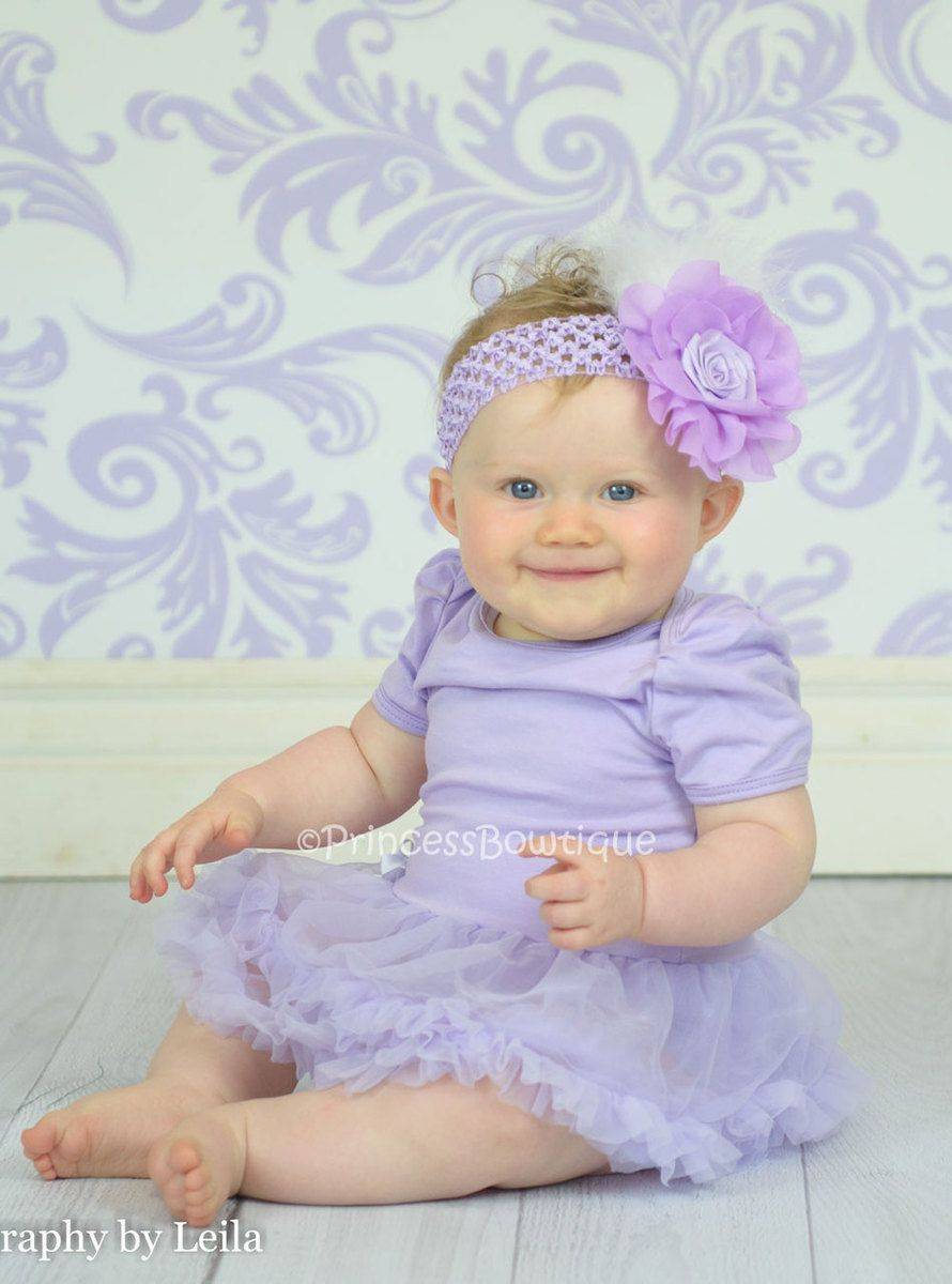 540838992a53f Lavender Ruffled Simple Boutique Dress | Boutique Clothes | Baby ...